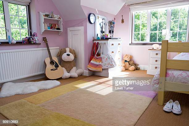 tidy room - childhood stock pictures, royalty-free photos & images