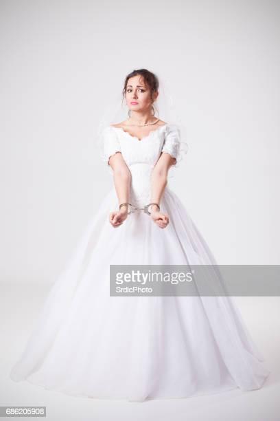 Tied bride