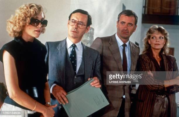 Tiefe Wasser, Fernsehserie; Deutschland 1983, Regie: Franz Peter Wirth, Darsteller: Constanze Engelbrecht, Wilfried Klaus, Peter Bongartz, Franziska...