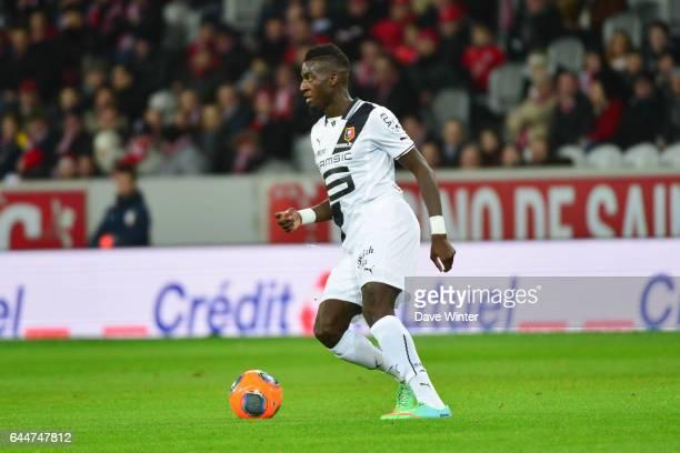 Tiemoue BAKAYOKO Lille / Rennes 22eme journee de Ligue 1 Photo Dave Winter / Icon Sport