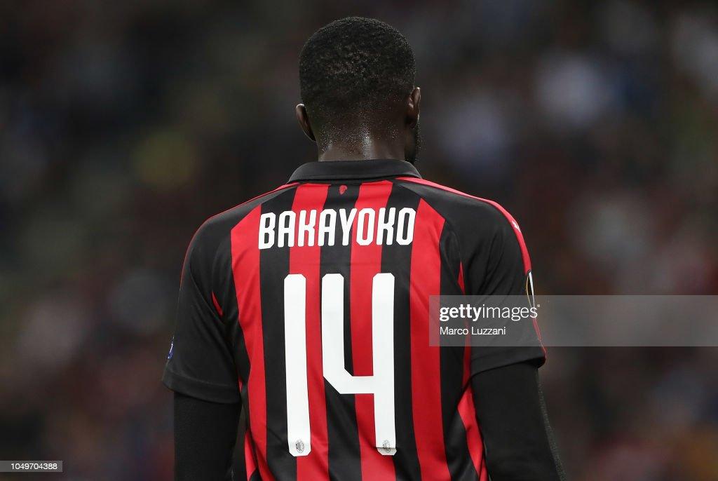 AC Milan v Olympiacos - UEFA Europa League - Group F : News Photo