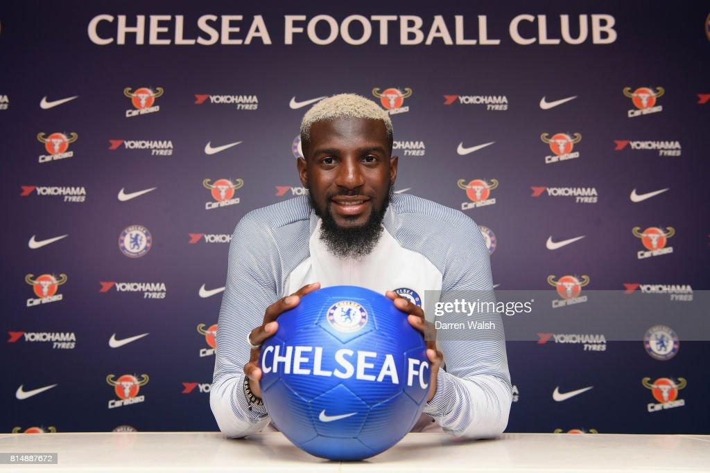 Chelsea Unveil New Signing Tiemoue Bakayoko
