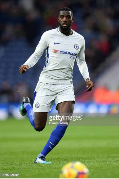 Tiemoue Bakayoko of Chelsea in action during the Premier League match between West Bromwich Albion and Chelsea at The Hawthorns on November 18 2017...