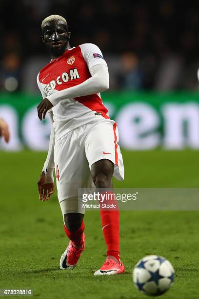 Tiemoue Bakayoko of Monaco during the UEFA Champions League Semi Final first leg match between AS Monaco v Juventus at Stade Louis II on May 3 2017...
