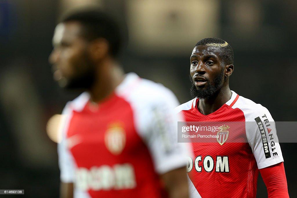 Toulouse Vs Monaco -Ligue 1 : Foto jornalística