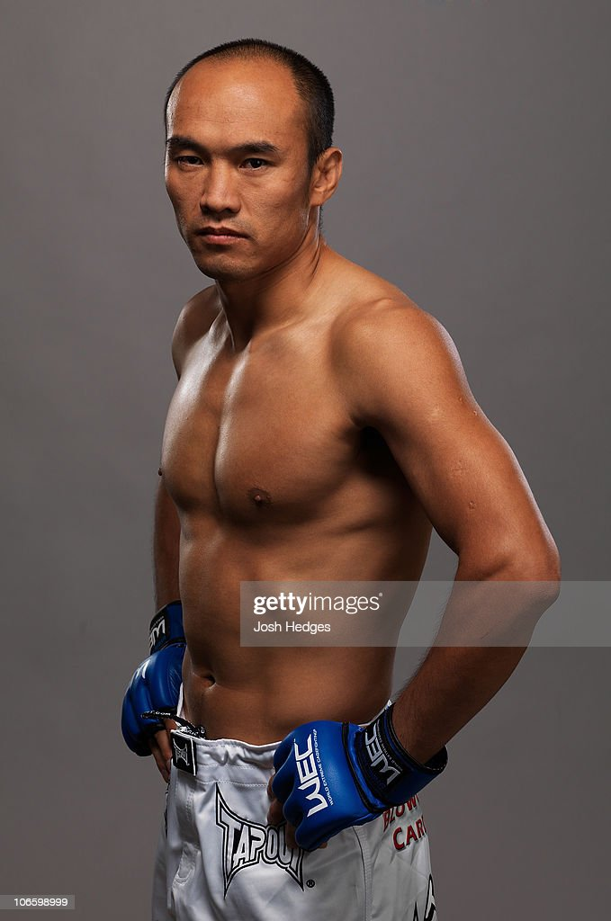 Tiequan Zhang of Mongolia poses for a portrait on September 28, 2010 in Broomfield, Colorado.