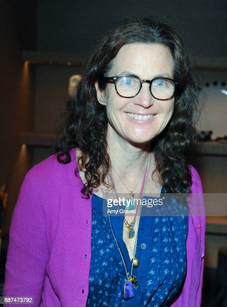Tierney Gearon attends Kelly Wearstler hosts 'The Authentics' book signing launch party for Melanie Acevedo and Dara Caponigro at Kelly Wearstler...