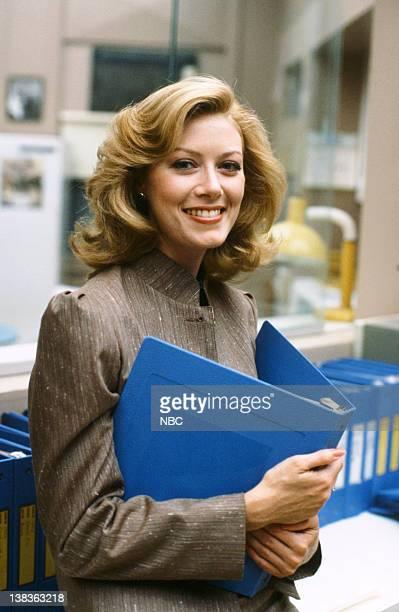 ST ELSEWHERE Ties That Bind Episode 1 Pictured Nancy Stafford as Joan Halloran