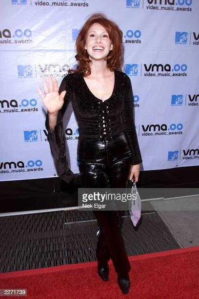 Tiffany at MTV Video Music Awards 2000 held at Radio City Music Hall September 7 2000 Photo by Nick Elgar/Getty Images