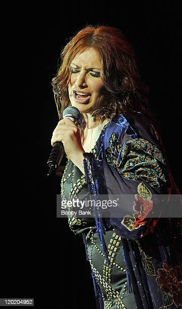 Tiffany at the Paramount Theater on July 31 2011 in Asbury Park New Jersey