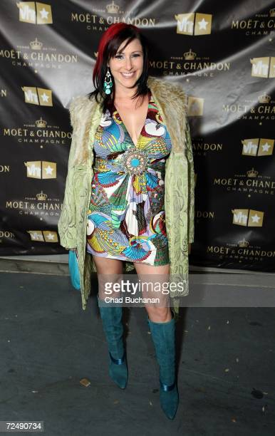 Tiffany attends VH1 and Moet Chandon's kick off the new season of Fabulous Life at a private residence on November 9 2006 in Los Angeles California