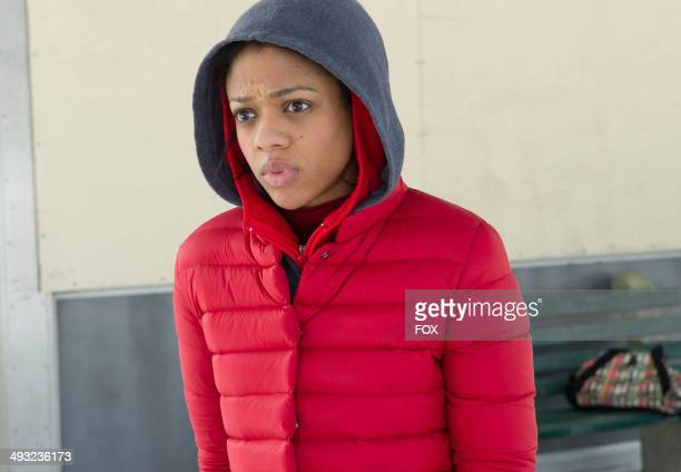 Tiffany Boone in the Betrayal episode of THE FOLLOWING airing Monday April 7 2014 on FOX