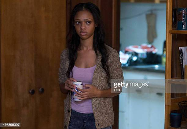 Tiffany Boone in the Trust Me episode of THE FOLLOWING airing Monday Feb 3 2014 on FOX