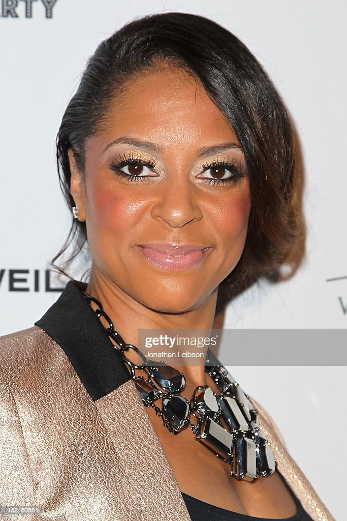 Tiffany Cambridge attends the VH1 Divas After Party To Benefit The VH1 Save The Music Foundation at The Shrine Auditorium on December 16, 2012 in Los Angeles, California.