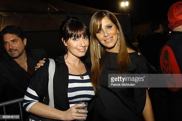 Tiffany Coyne and Jennifer Egan attend Gen Art LA's 9th Annual Fresh Faces in Fashion at Santa Monica on October 13 2006