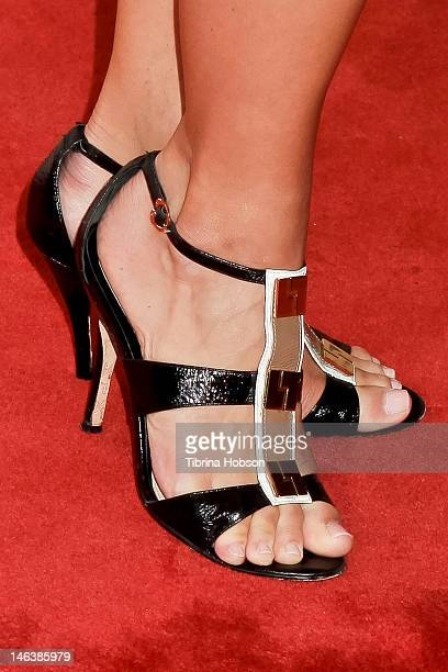 Tiffany Coyne attends the 39th annual daytime Emmy Awards nominees reception at SLS Hotel on June 14 2012 in Beverly Hills California