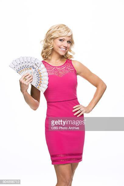 Tiffany Coyne from the CBS series LET'S MAKE A DEAL scheduled to air on the CBS Television Network