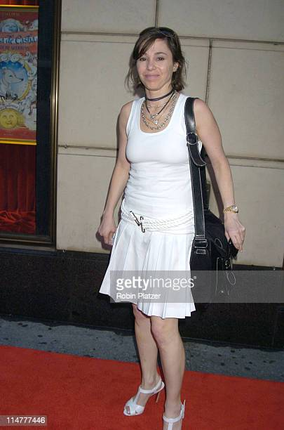 """Tiffany Dubin during """"Lotsa de Casha"""" by Madonna Book Launch Party at Bergdorf-Goodman in New York - June 7, 2005 - Outside Arrivals at..."""