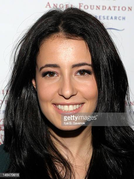 Tiffany Giardina attends the Gabrielle's Angel Foundation for Cancer Research Annual Gala at Lavo on May 30 2012 in New York City