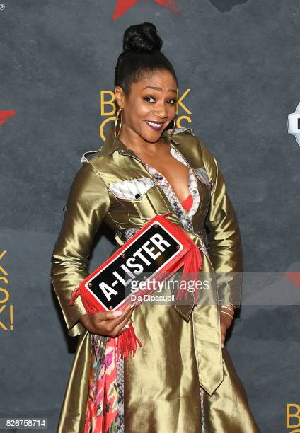 Tiffany Haddish attends Black Girls Rock 2017 at NJPAC on August 5 2017 in Newark New Jersey