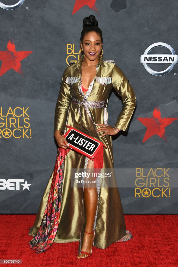 Black Girls Rock! 2017 - Arrivals