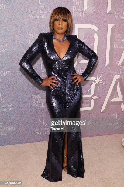 Tiffany Haddish attends the 2018 Diamond Ball at Cipriani Wall Street on September 13 2018 in New York City