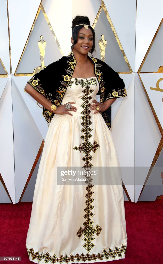 Tiffany Haddish attends the 90th Annual Academy Awards at Hollywood & Highland Center on March 4, 2018 in Hollywood, California.