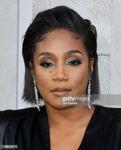Tiffany Haddish attends the Premiere Of Warner Bros Pictures' The Kitchen at TCL Chinese Theatre on August 05 2019 in Hollywood California