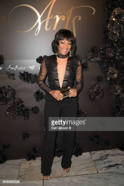 Tiffany Haddish attends Toast To The Arts Presented By Remy Martin at Ysabel on March 2 2018 in West Hollywood California