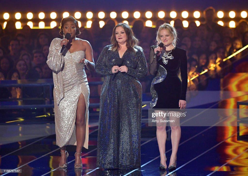 2019 MTV Movie And TV Awards - Show : Nachrichtenfoto