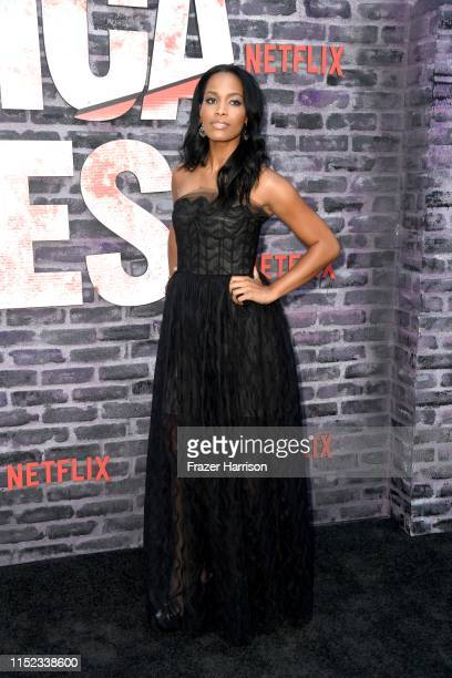 "Tiffany Mack attends a Special Screening Of Netflix's ""Jessica Jones"" Season 3 at ArcLight Hollywood on May 28, 2019 in Hollywood, California."