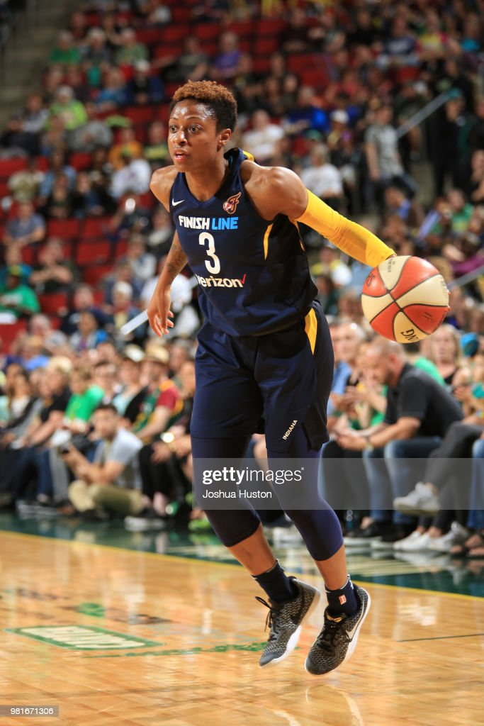 Indiana Fever v Seattle Storm