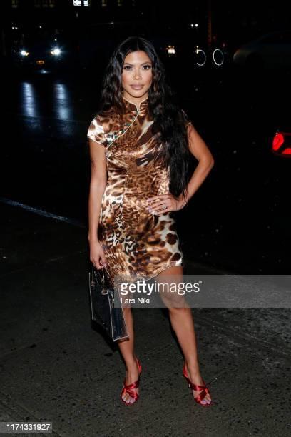 Tiffany Panhilason attends Tiffany Panhilason's NYFW Fundraising Event For Mentari on September 12 2019 in New York City
