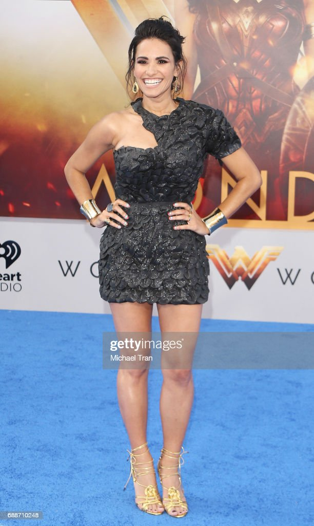 Tiffany Smith arrives at the Los Angeles premiere of Warner Bros. Pictures' 'Wonder Woman' held at the Pantages Theatre on May 25, 2017 in Hollywood, California.