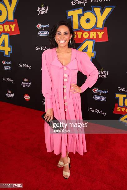 Tiffany Smith attends the world premiere of Disney and Pixar's TOY STORY 4 at the El Capitan Theatre in Hollywood CA on Tuesday June 11 2019