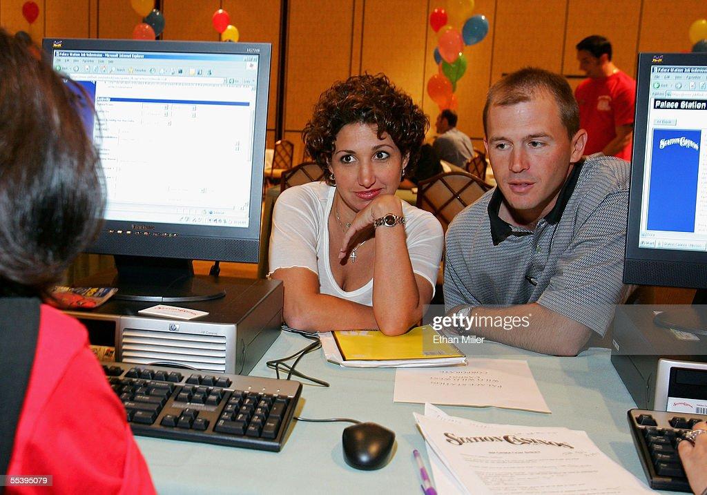 Las Vegas Casinos Offer Employment To Katrina Victims Photos and ...