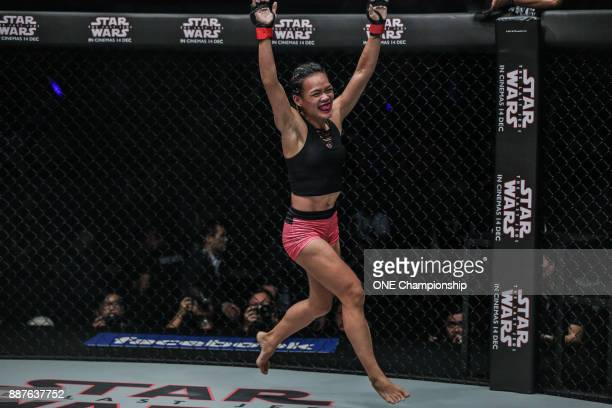 Tiffany Teo earned a world title shot with her submission win over Puja Tomar at ONE Championship Immortal Pursuit at the Singapore Indoor Stadium on...