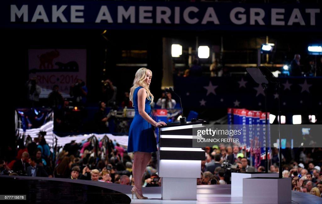 US-VOTE-REPUBLICANS-CONVENTION : Nieuwsfoto's
