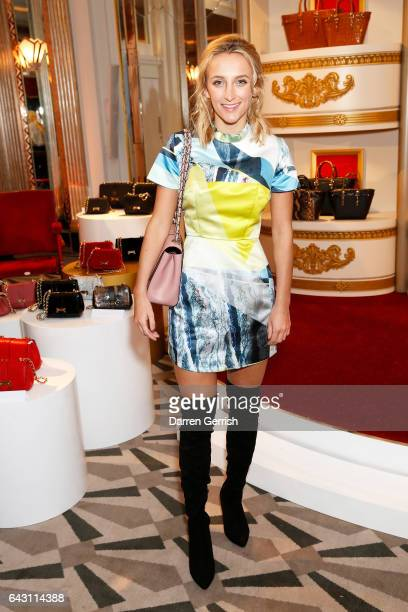 Tiffany Watson attends the Aspinal of London Press Day on February 20 2017 in London England