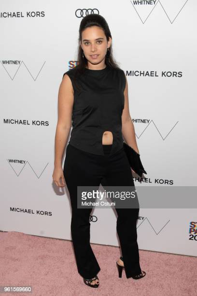 Tiffany Zabludowicz attends the Whitney Museum Celebrates The 2018 Annual Gala And Studio Party at The Whitney Museum of American Art on May 22 2018...