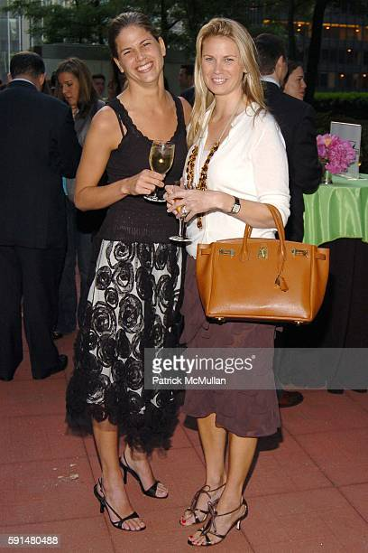 Tiffin Jernstedt and Lansing Martinelli attend THE YOUNG LANDMARKS CELEBRATION to benefit The New York Landmarks Conservancy at The Lever House...