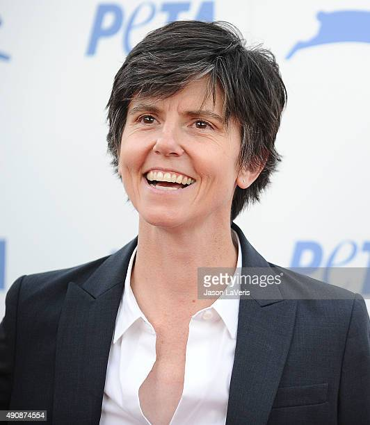 Tig Notaro attends PETA's 35th anniversary party at Hollywood Palladium on September 30 2015 in Los Angeles California