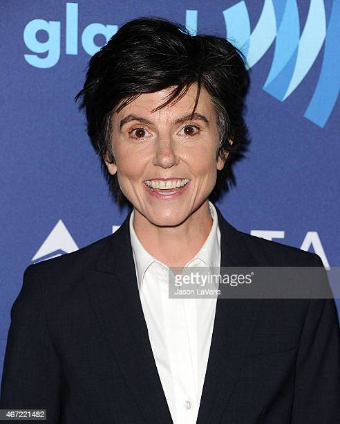 Tig Notaro attends the 26th annual GLAAD Media Awards at The Beverly Hilton Hotel on March 21 2015 in Beverly Hills California
