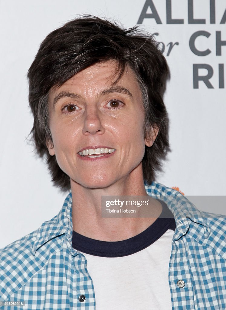 Tig Notaro attends the 7th annual Right To Laugh Benefit at Avalon on October 6, 2016 in Hollywood, California.