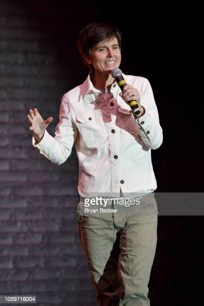 Tig Notaro performs onstage at Team Coco House during New York Comedy Festival on November 9 2018 in New York City 454117
