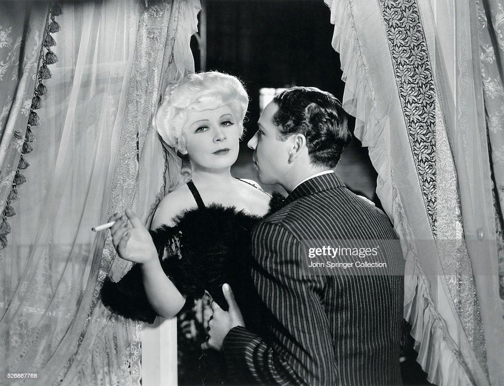 Mae West in Belle of the Nineties (1934) : ニュース写真