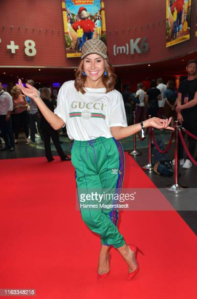 "Tiger Kirchharz attends the ""Benjamin Bluemchen"" Premiere at Mathaeser Filmpalast on July 21, 2019 in Munich, Germany."