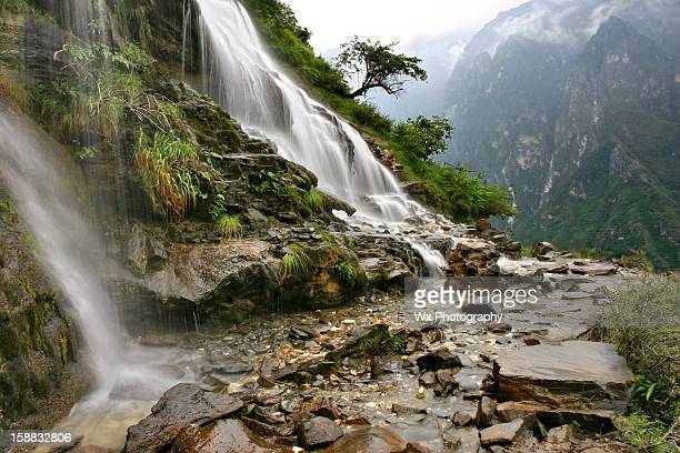 Tiger Leaping Gorge Waterfalls
