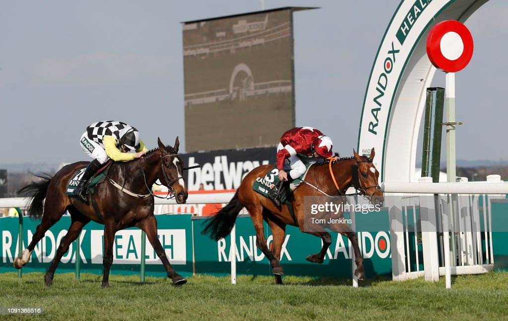 Aintree racing : News Photo