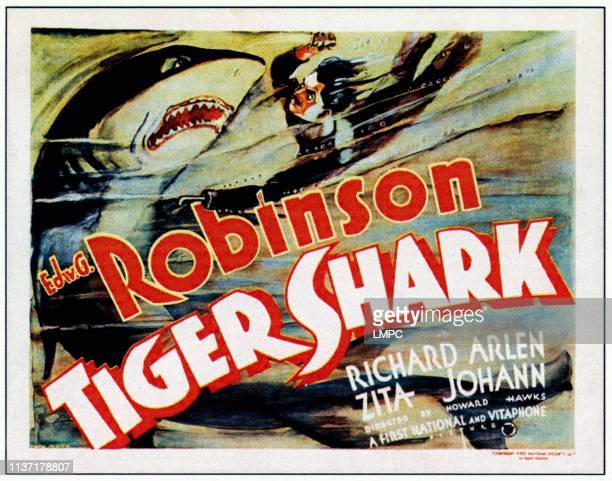 Tiger Shark lobbycard 1932